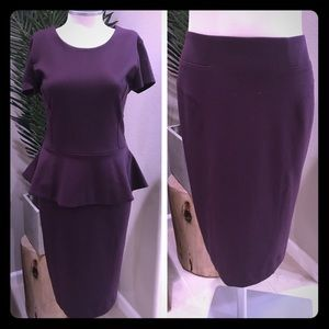 🆕 listing! Plum separates (skirt only)
